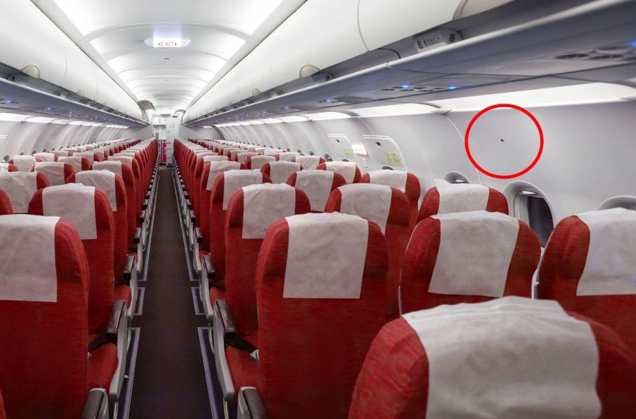 Kas yra tie paslaptingi juodi trikampiai lėktuvuose?