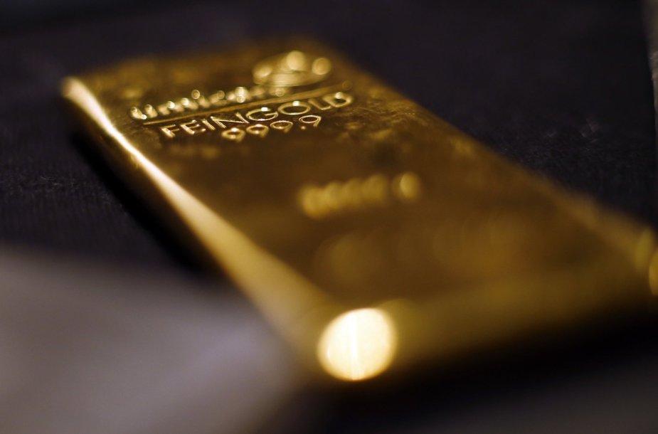 Aukso luitas