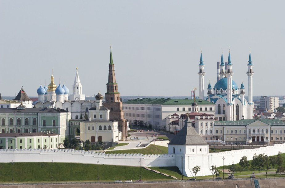Kazanės kremlius