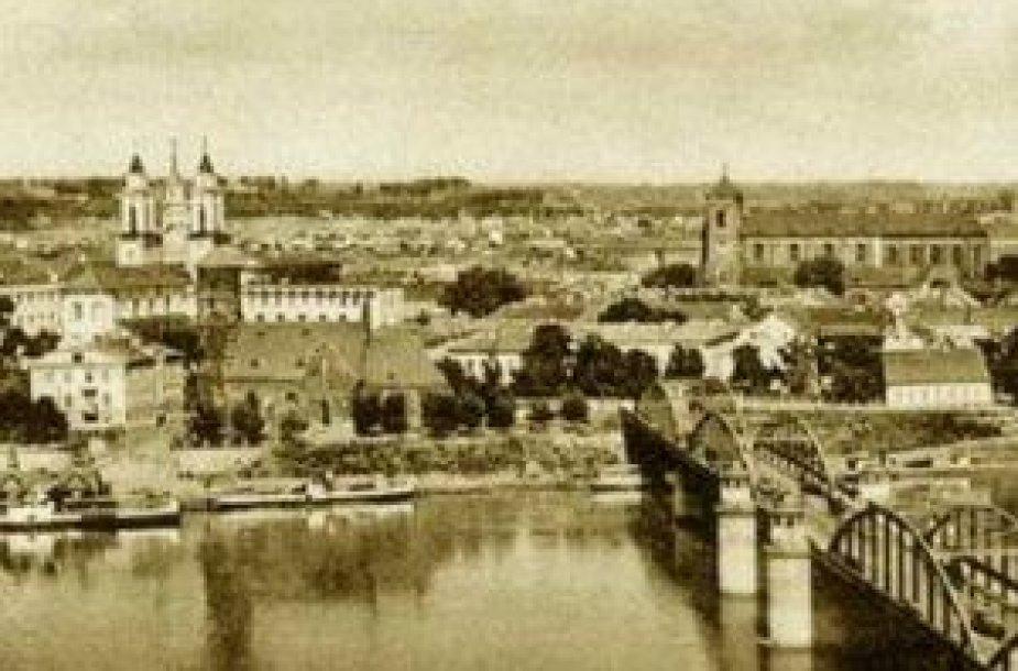 Kaunas tarpukariu