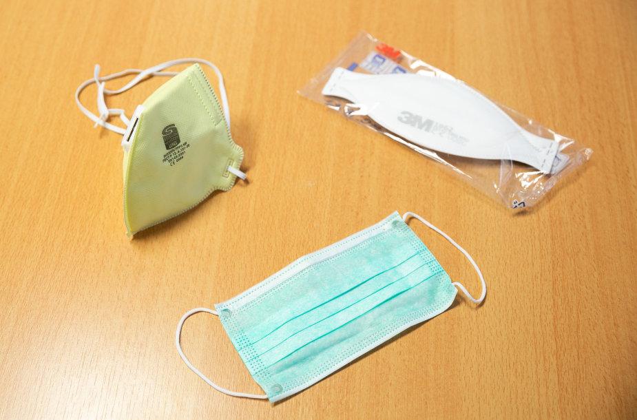 Kasdienė higiena ir teisingas respiratorių naudojimas