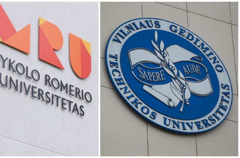 Mykolo Riomerio universitetas ir Vilniaus Gedimino techniko universitetas