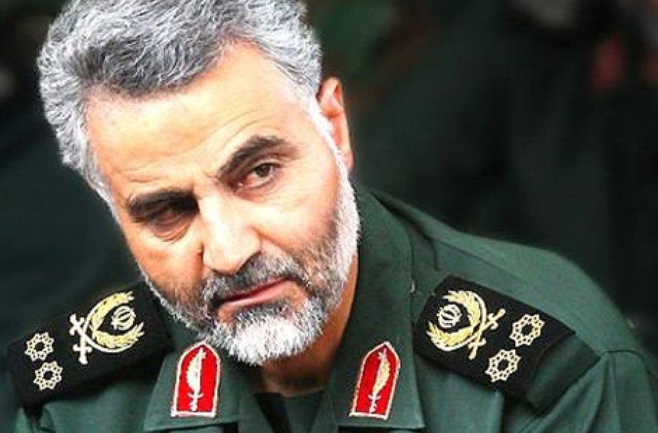 Generolas Qasemas Soleimanis