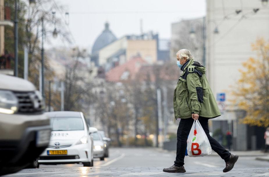 Karantinas Vilniuje
