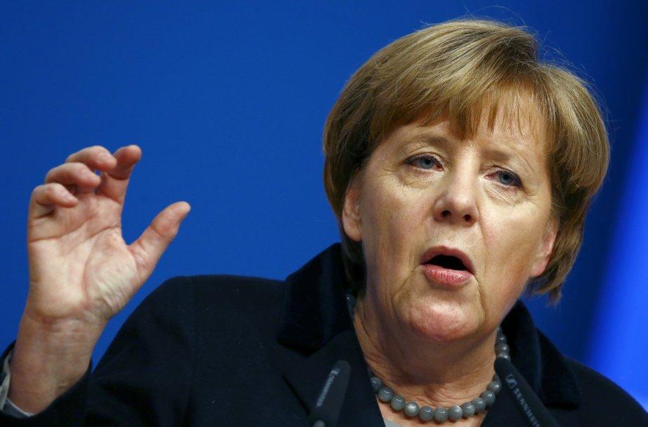 Vokietijos Krikščionių demokratų sąjungos suvažiavimas