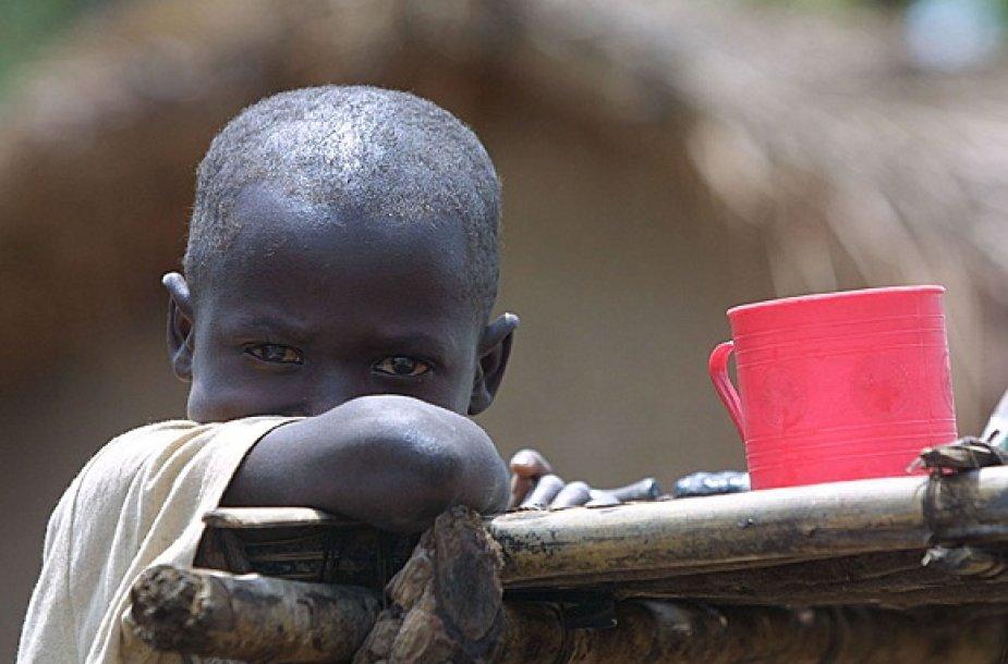 Pamirštos Kongo aukos: vaikai