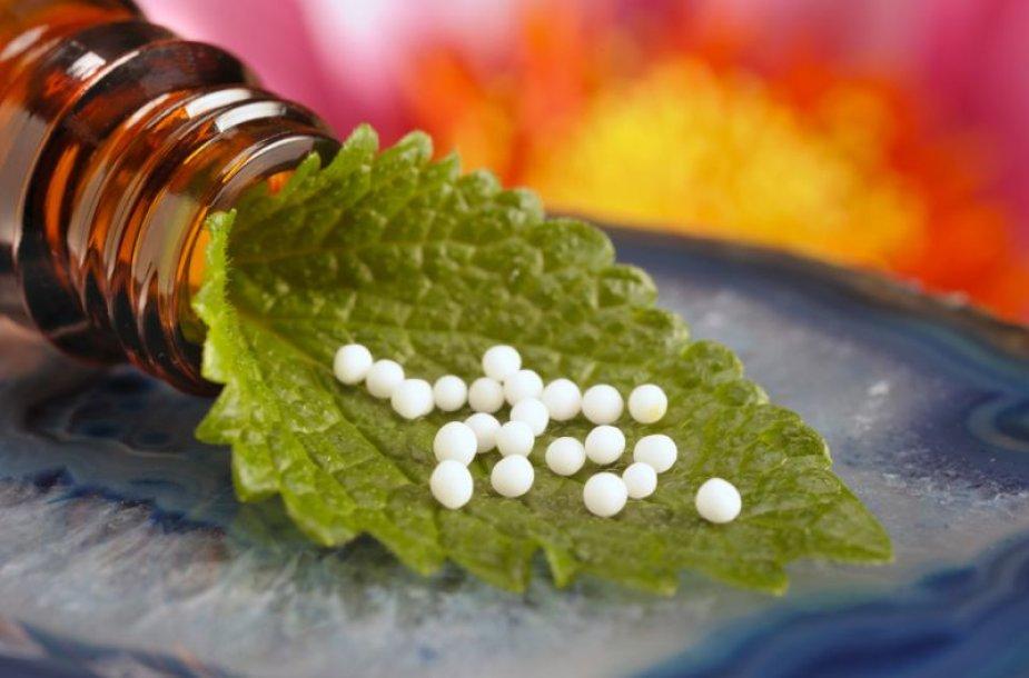 Homeopatiniai vaistai