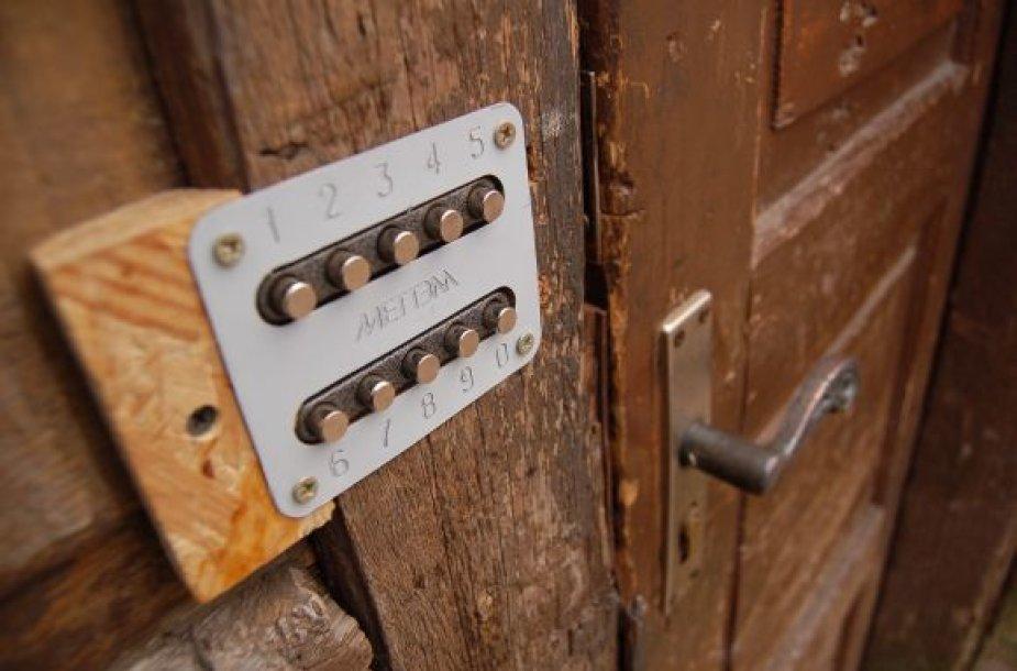 Vagišius per gruodį Klaipėdoje apvogė tris butus.