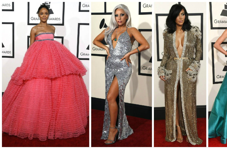 """""""Grammy"""" apdovanojimų viešnios"""