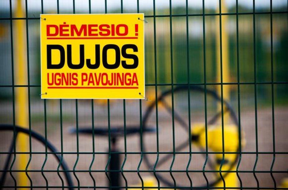 """""""Lietuvos dujų"""" atstovai tvirtino, jog dujų kaloringumas gali svyruoti itin nežymiai."""