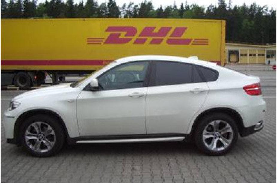 Vogtas BMW X6