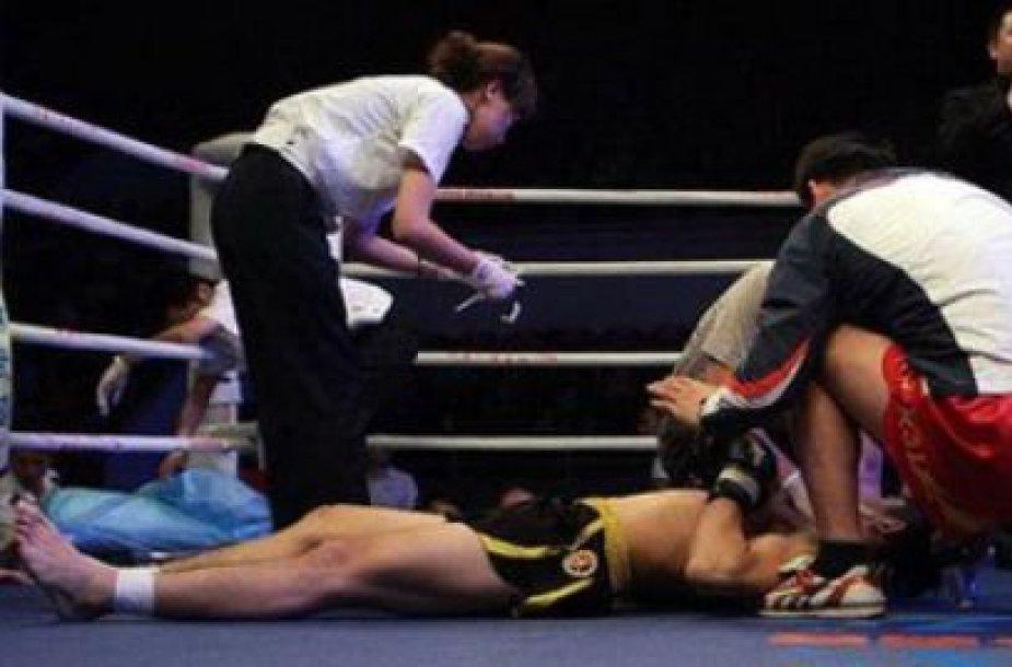 Raminas Zeinalovas mirė ringe