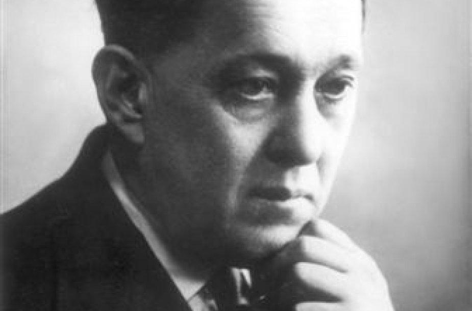 V.Krėvė-Mickevičius