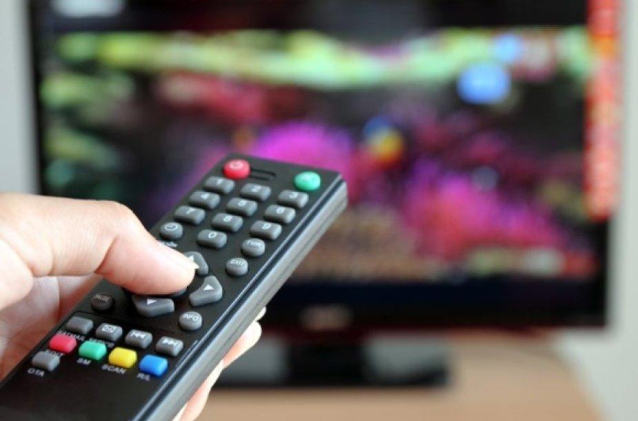 """""""Microsoft"""" sprendimas leidžia valdyti televizorių nenaudojant pultelio."""
