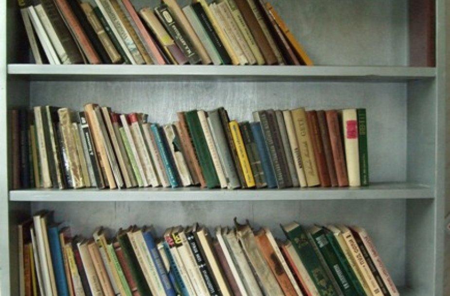 Knygų mainų lentynėlė yra ir Klaipėdos miesto savivaldybės viešojoje bibliotekoje.