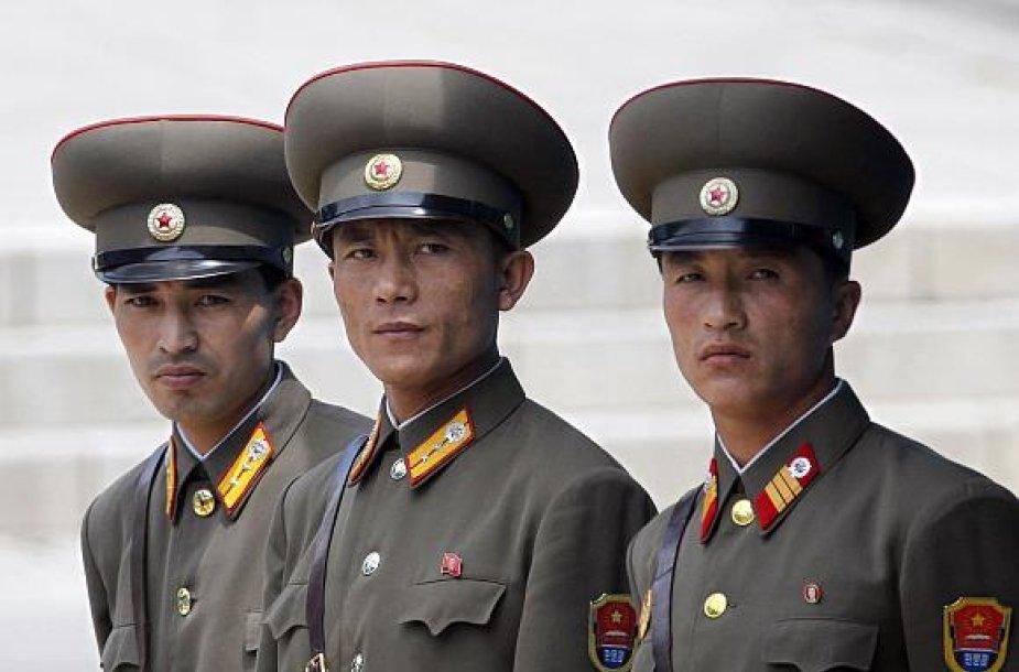 Šiaurės Korėjos kariai