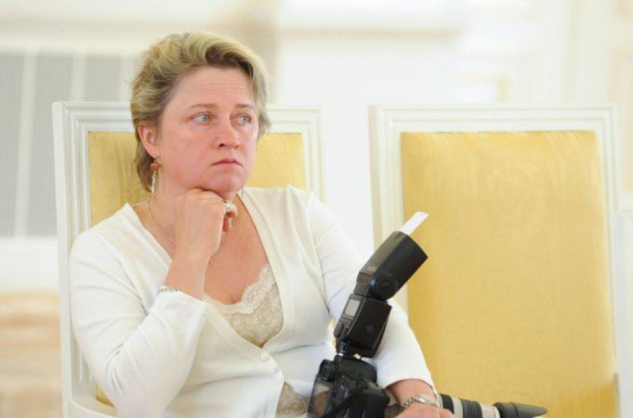 Džoja Gunda Barysaitė.