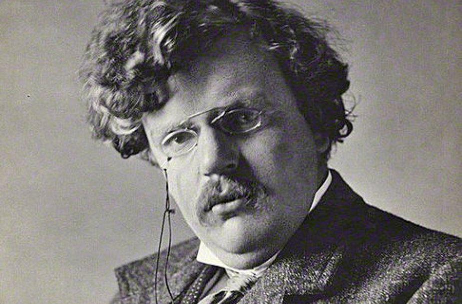 Gilbertas Keithas Chestertonas