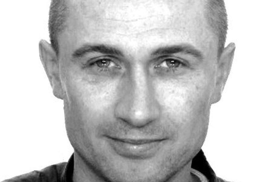 Policijos ieškomas Saulius Barančiukas