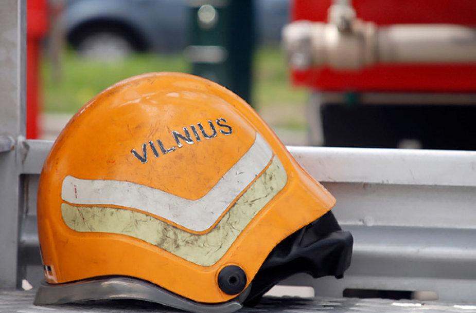 Vilniaus ugniagesiai iškvietimų dažnai sulaukia ne tik į gaisrus