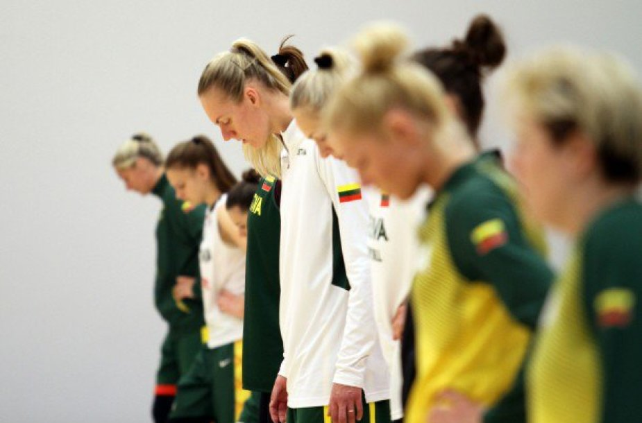 Lietuvos moterų krepšinio rinktinės žaidėjos