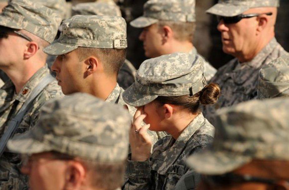 JAV kariai