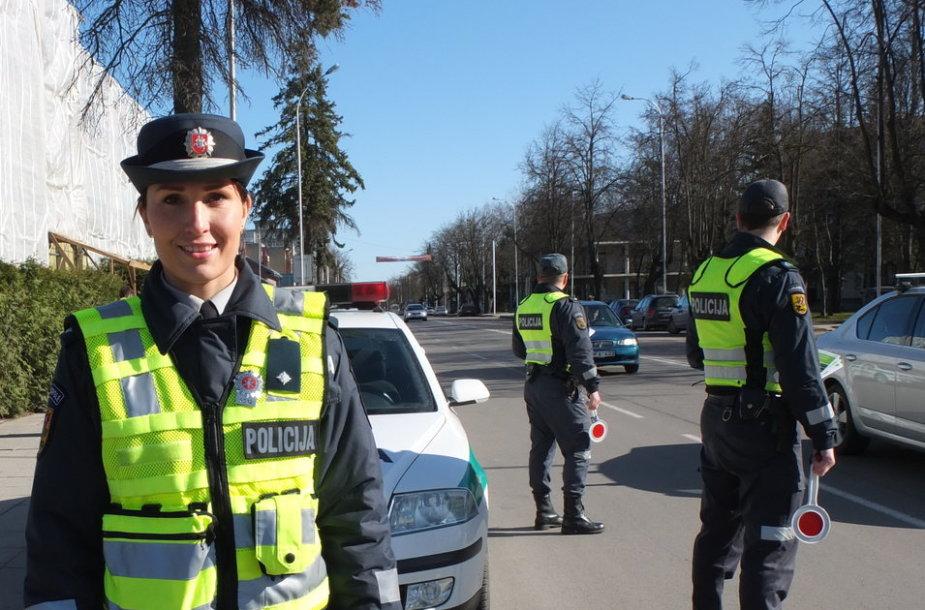 Marijampolės apskrities kelių policija