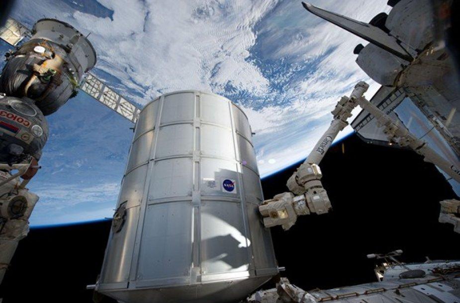 Žemė iš tarptautinės kosmos stoties
