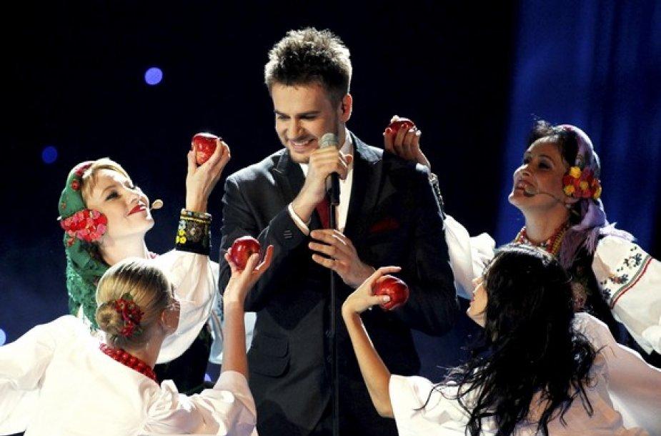 Lenkijos pasirodymas