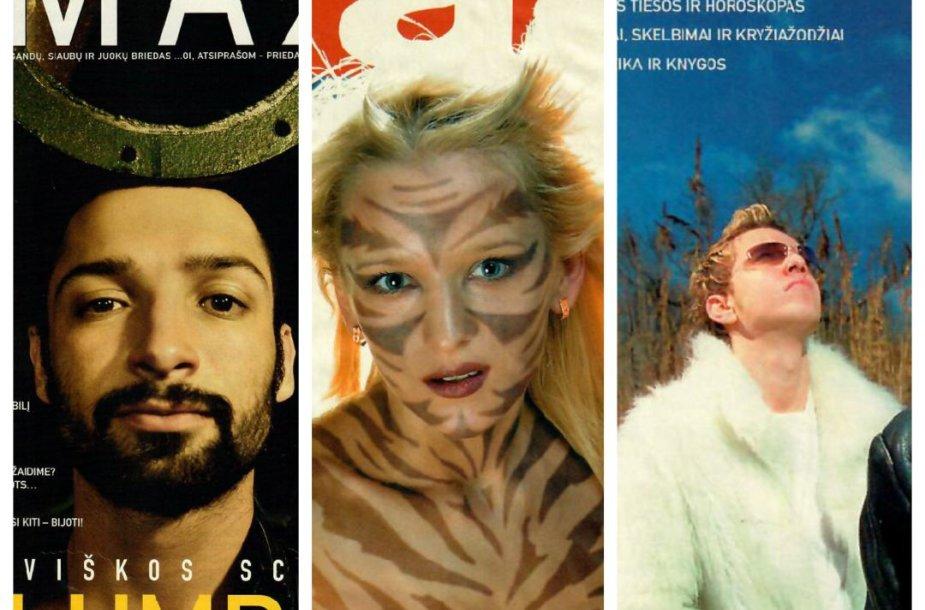 Maxi žurnalai