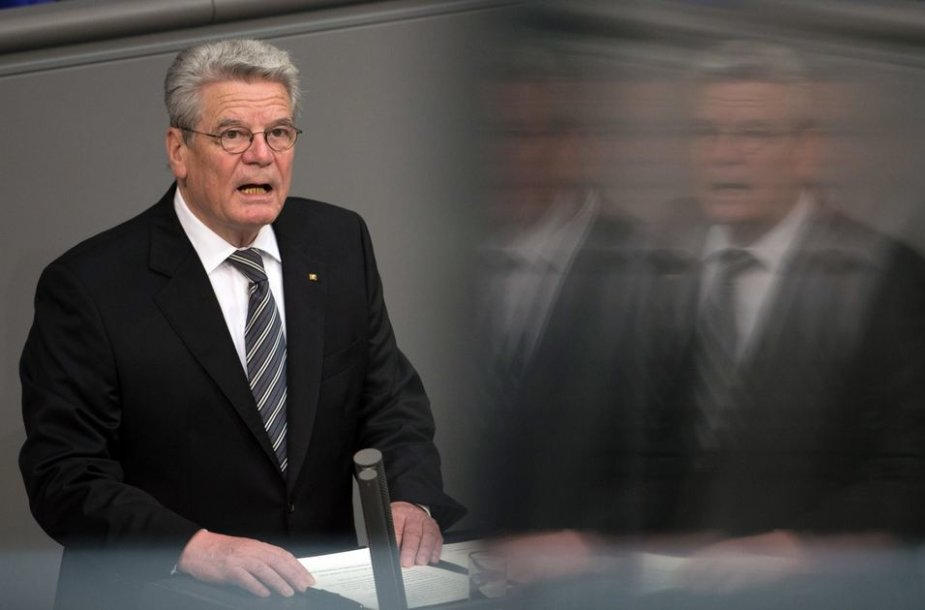Joachimas Gauckas