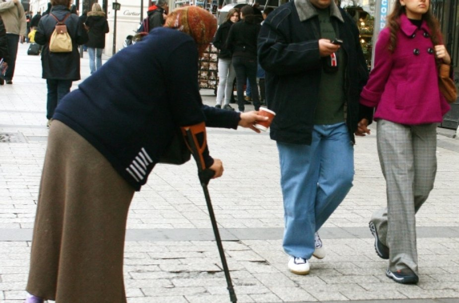 Pensijos belaukiant