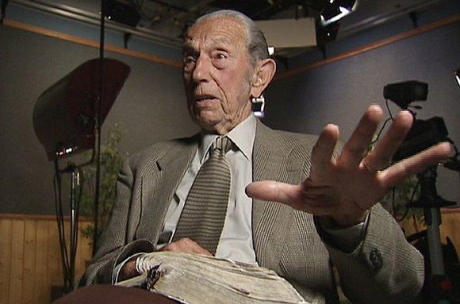 JAV pamokslininkas Haroldas Campingas