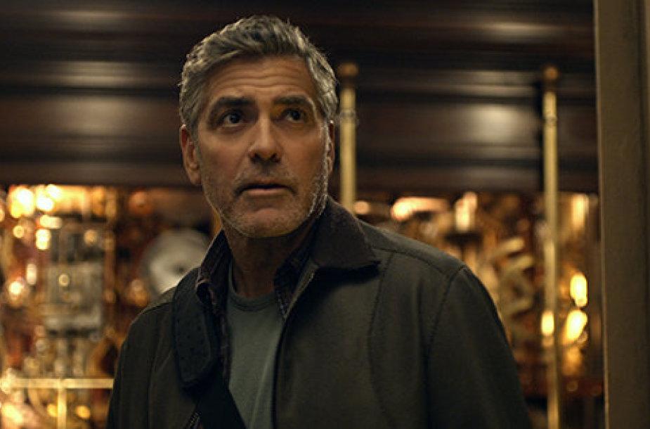 George'as Clooney