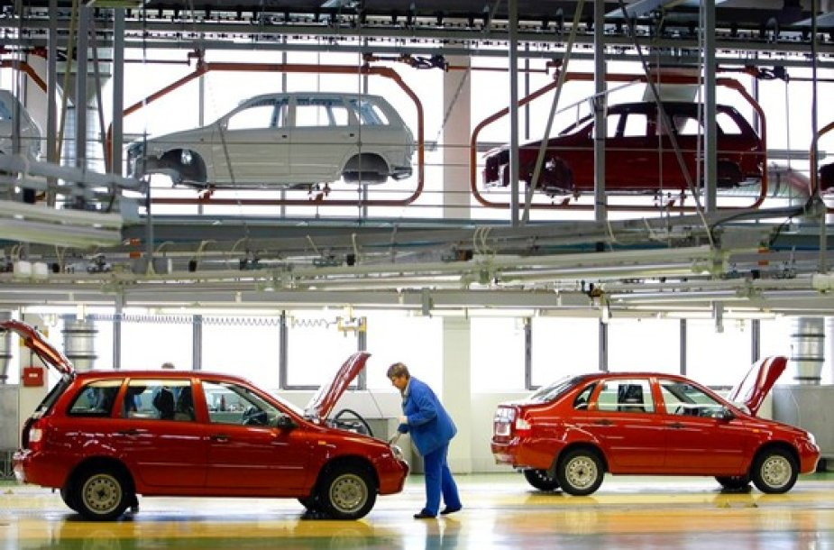 """AvtoVAZ"" fabrikas"