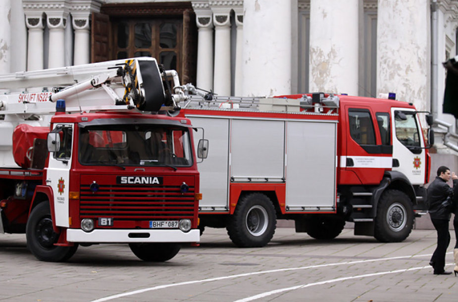 Kauno ugniagesiai