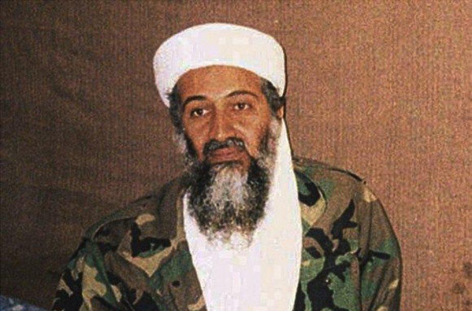 Osama bin Ladenas (2001 lapkričio 10 d.)