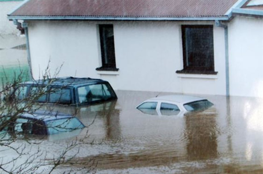 Potvynis Kaune 2010 m. kovo 22 d.