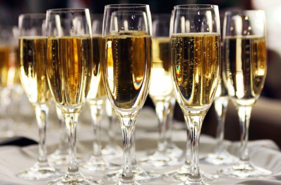 Šampanizuotas vynas
