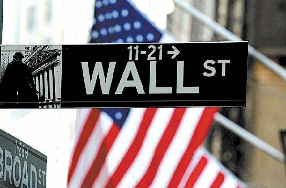 Gyvybinga ir stipri JAV ekonomika sveiksta greičiausiai.