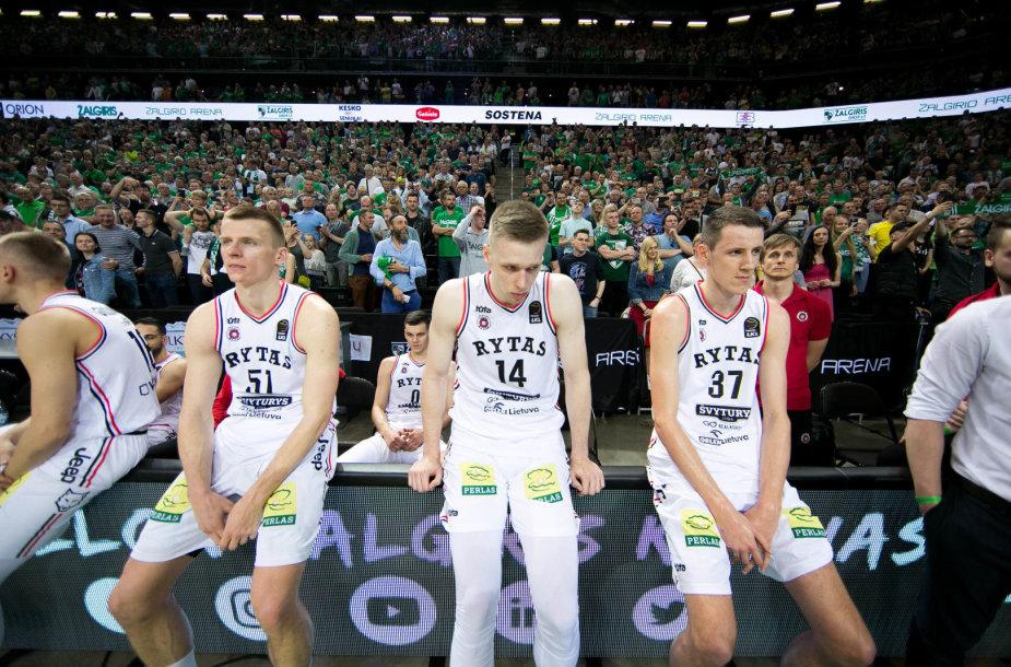 "Vilniaus ""Ryto"" komanda"