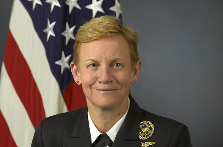 JAV viceadmirolė Nora Tyson