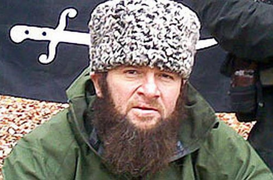 Doku Umarovas
