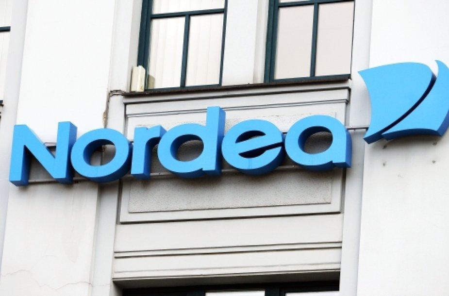 """""""Nordea"""" bankas"""