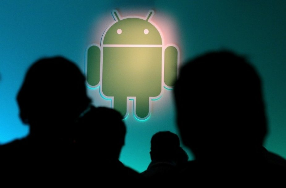 """Android"" logotipas"
