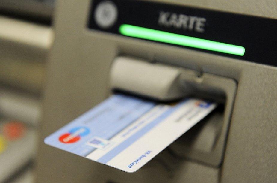 Bankomatas Berlyne