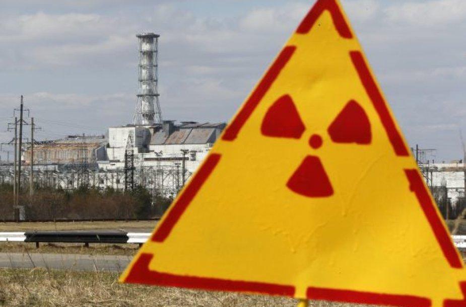 Radiacijos pavojus