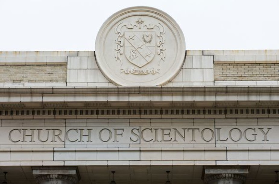 Scientologijos bažnyčia