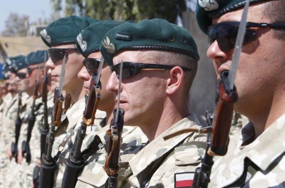 Lenkų kariai