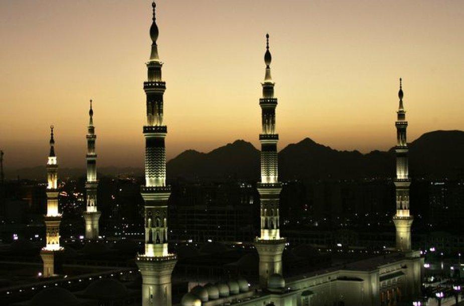 Saudo Arabijos vaizdai